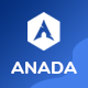 Anada - Data Science & Analytics Saas WordPress Theme